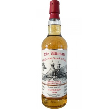 THE ULTIMATE Glenlossie 2007 12 years old, Cask 3966