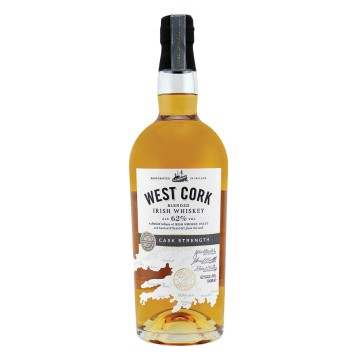 West Cork Irish Whisky Cask Strenght