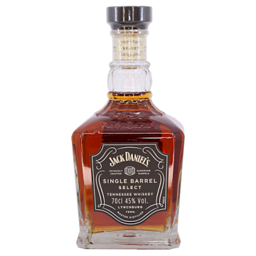 Jack Daniels Single Barrel Tennessee Bourbon Whiskey