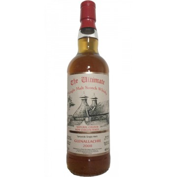 The Ultimate Glenallachie 2008 Cask #900364