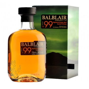 Balblair Vintage 1999 Highland Single Malt Whisky